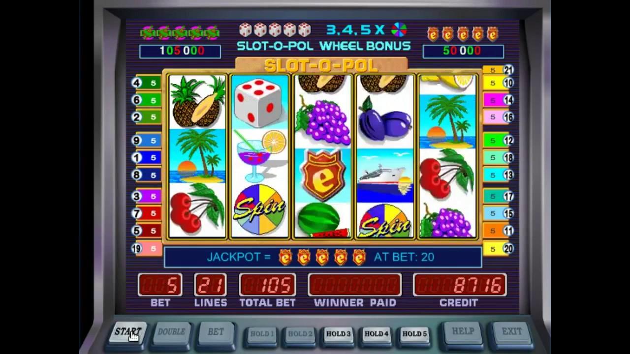 Играть в казино онлайн бесплатно