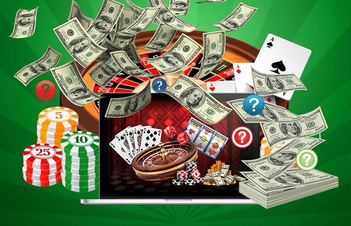 Интернет казино на деньги в рублях mega casino online